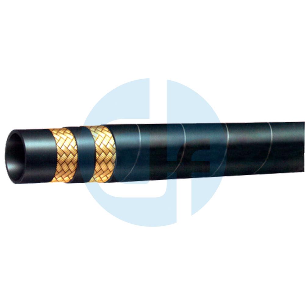 Рукав 2SN с 2 металлическими оплетками 2SN DIN EN 853