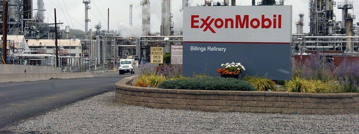 ExxonMobil продолжает терять позиции