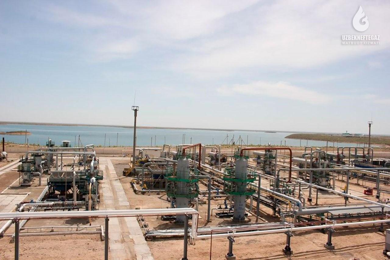 В Кашкадарье на месторождении «Кукдумалок» дополнительно добыто 1 515 тонн нефти